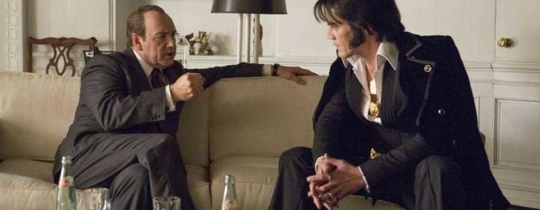 Elvis & Nixon: la recensione del film con Micheal Shannon e Kevin Spacey