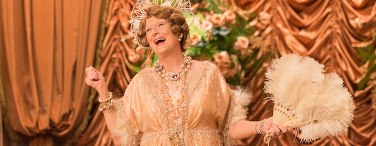 Florence Foster Jenkins: la recensione del film con Meryl Streep a RFF11