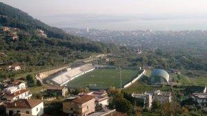 Formia Calcio Maranola Stadio