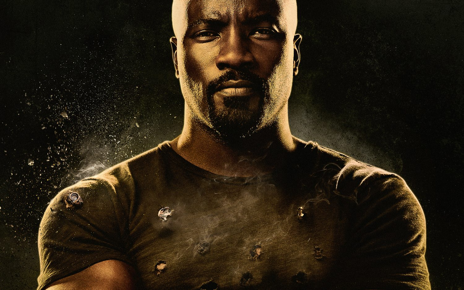 Luke Cage  spoiler free review  this could be Netflix s best Marvel     Mike Colter as Luke Cage