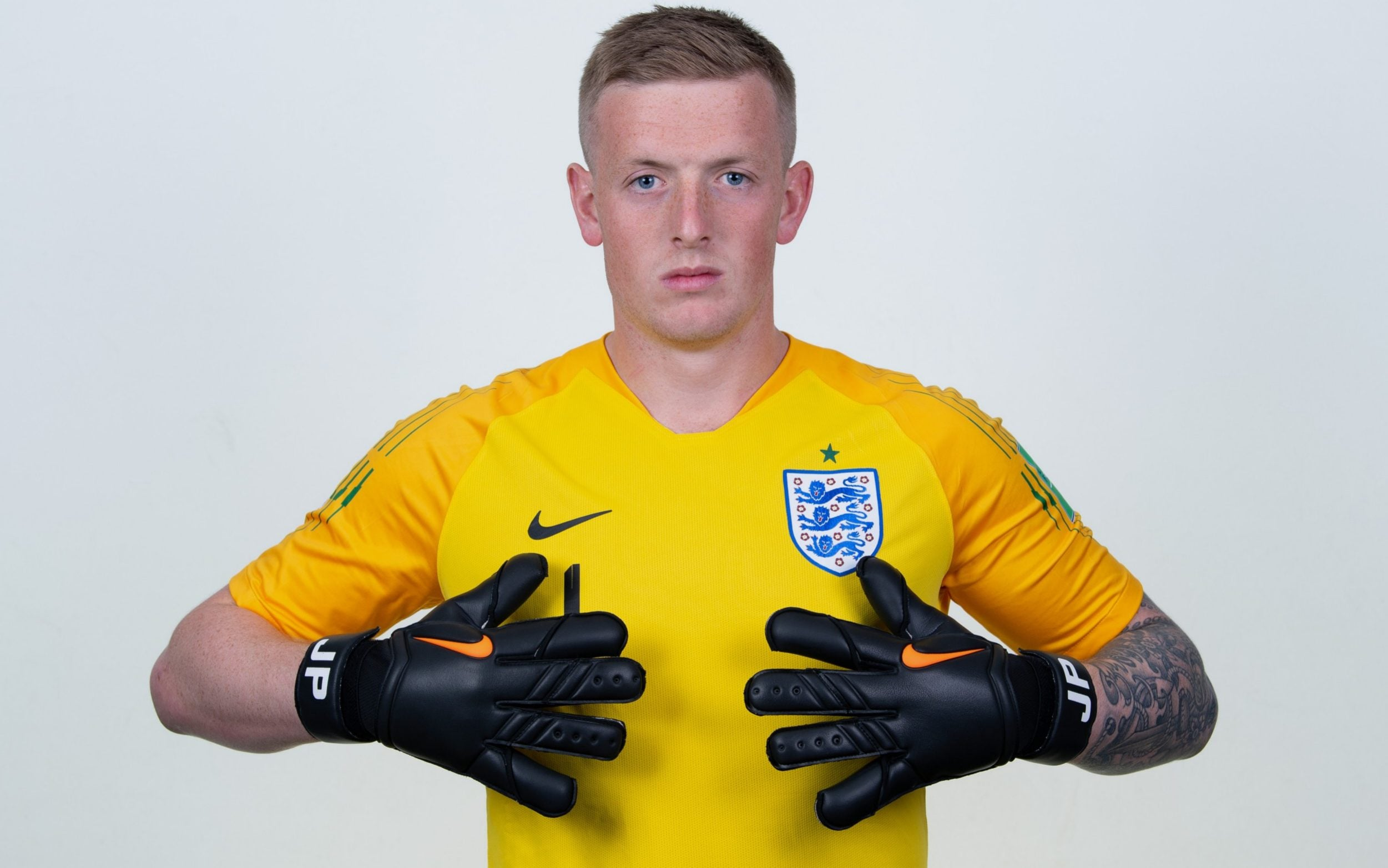 Jordan Pickford  The making of a World Cup hero   from a loan at     Jordan Pickford