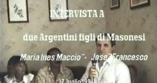 Personaggi: Maria Ines Macciò