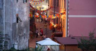 Festa al Borgo Mulino - Foto di Gianni Ottonello