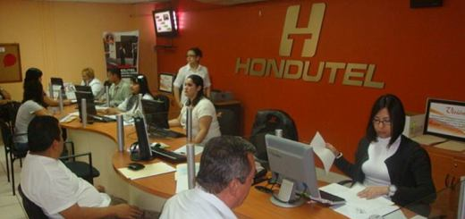 Imagen: Hondutel