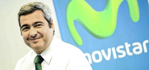 Jorge Abadía, director país de Telefónica Costa Rica. Imagen: Telefónica.