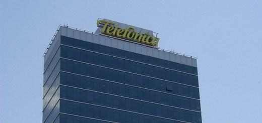Sede de Telefónica en Argentina. Imagen: Telefónica España