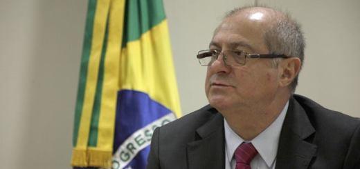Ministro Paulo Bernardo. Imagen: Ministério das Comunicações