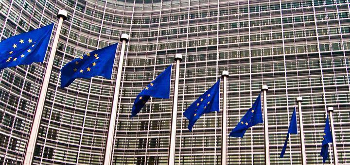 Edificio de la Comisión Europea en Bruselas, Bélgica. Imagen: Helio Dias/ Flickr