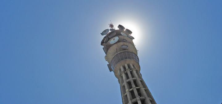 Torre de Telmex. Imagen: Hernán García Crespo/ Flickr