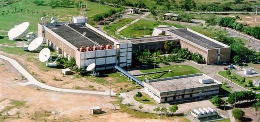 Centro de Operaciones Guaratiba de Embratel Star One. Imagen: Embratel Star One
