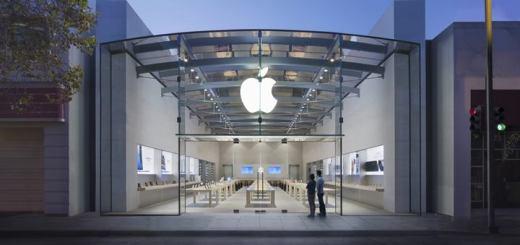 Tienda Apple en Palo Alto. Imagen: Apple