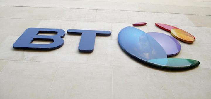 BT Centre in Newgate Street, London.