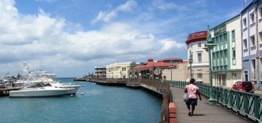 Bridgetown, Barbados. Imagen: Loozrboy/Flickr