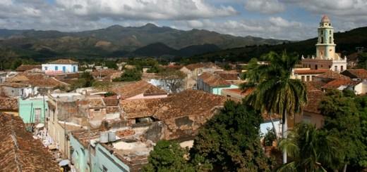 Ciudad de Trinidad. Imagen: Chris Brown/Flickr
