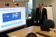 Presentación del Cisco VNI en Argentina. Imagen: Cisco