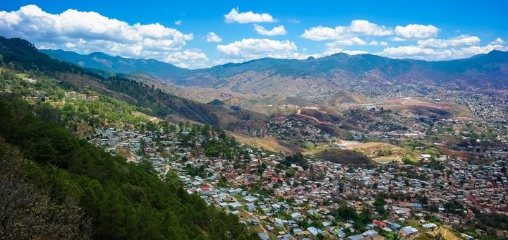 Tegucigalpa. Imagen: Nan Palmero/Flickr