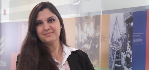 Andrea Faustino, Directora de IP & Transport, Ericsson Latinoamérica