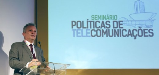 El ministro de Comunicaciones de Brasil, André Figueiredo. Imagen: Ministerio de Comunicaciones