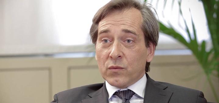 Stefano de Angelis. Imagen: Telecom Italia