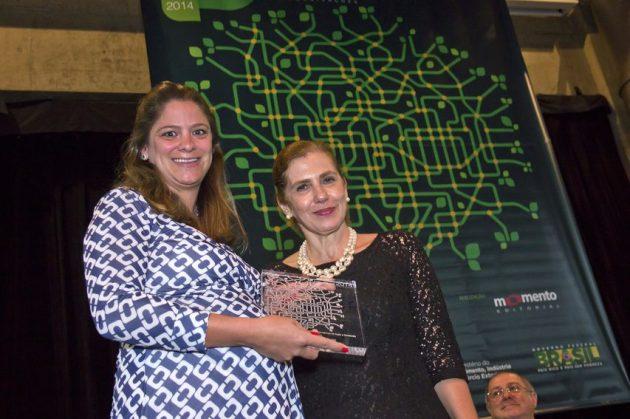 Paula Paschoal, diretora de Vendas e Des. de Negócios da PayPal e Margarida Batista, assessora da Presidência do BNDES