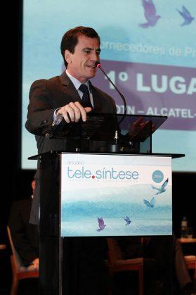 Javier Falcon presidente da Alcatel Lucent