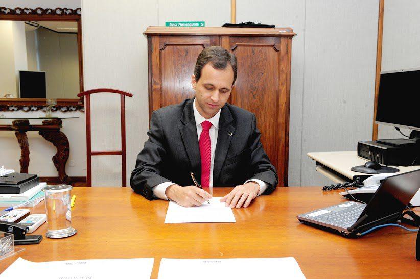 Cristiano Heckert, secretário de Tecnologia da Informação do Ministério do Planejamento. Foto: divulgação