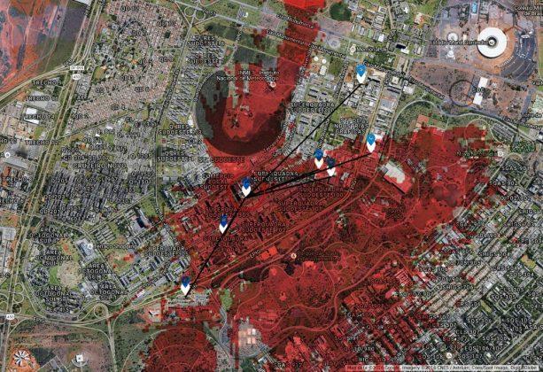 Setor Sudoeste - Área nobre de Brasília que ficará afetada com a retirada da antena de celular