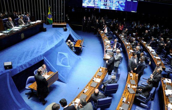 Senado-plenario