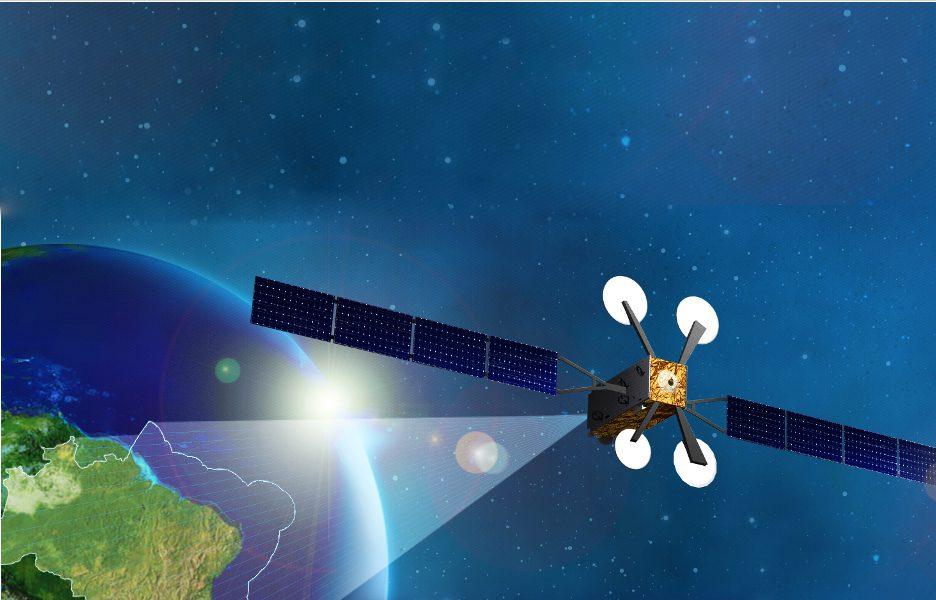 Satelite-Telebras