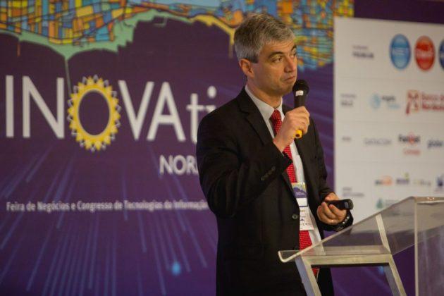 Mário Rachid - Diretor Executivo de Soluções Digitais da Embratel.