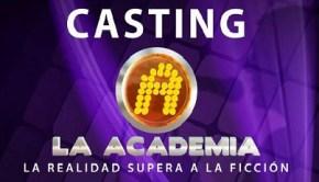 Casting la academia