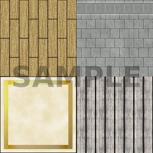 Castle Textures Set 1, Sample 1