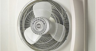 10. Lasko Reversible Energy Efficient Window Fan