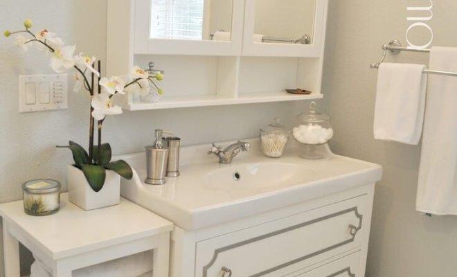 Come arredare un bagno con i mobili Ikea spendendo poco - Tendi Trendy