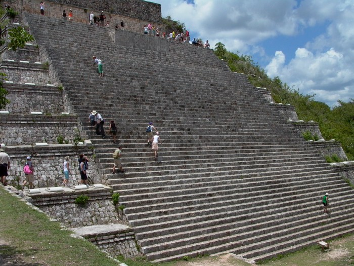 Uxmal, la Grande Piramide