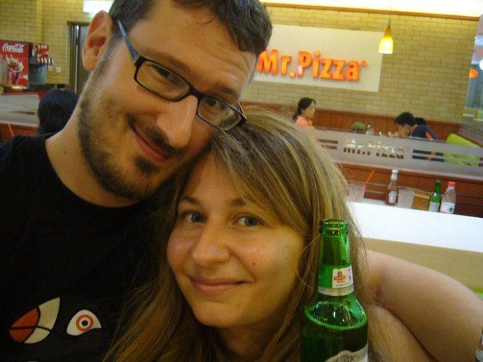 Gli Ideatori: Pilade e Raffaella
