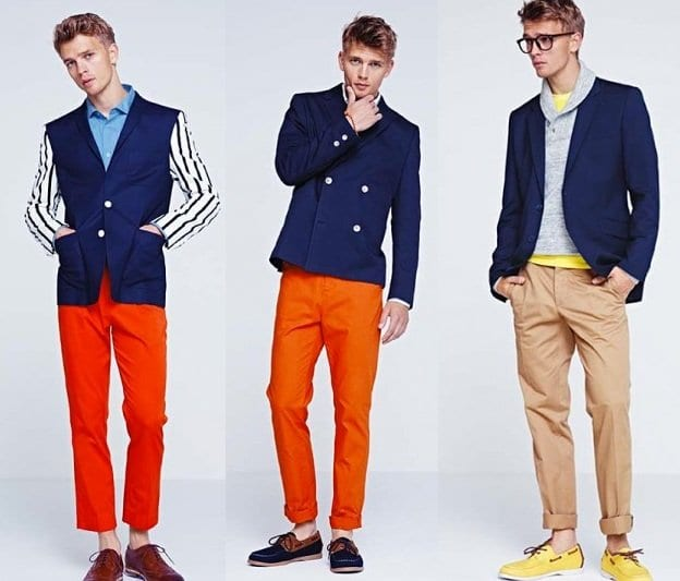 color block H&M