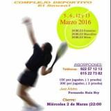IX Trofeo Memorial de Tenis