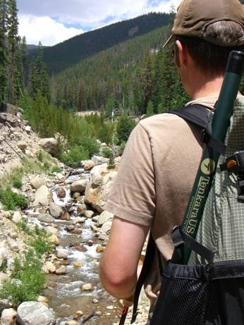 Backpack Fly Fishing Packing a Fly Rod-Optimized