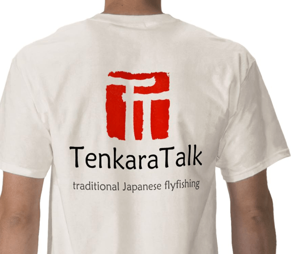 Tenkara Talk-T-Shirt
