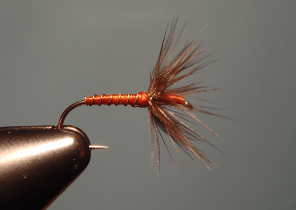 Tenkara Sakasa Kebari