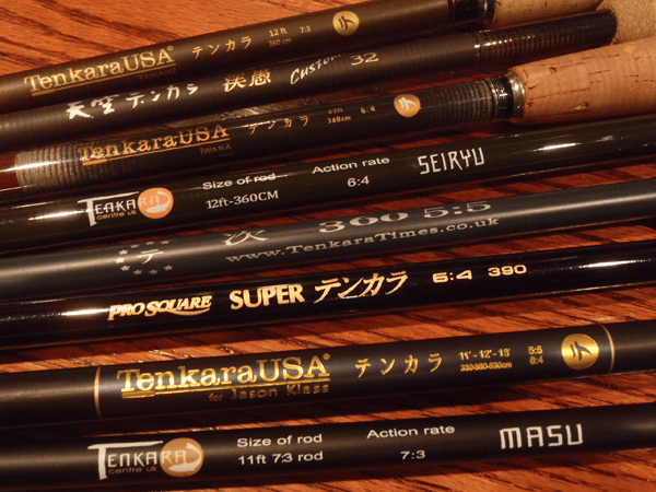 Tenkara Rod Rating System