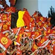 supporters belges