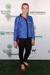 Anastasia Pavlyuchenkova photo courtesy of Taste of Tennis