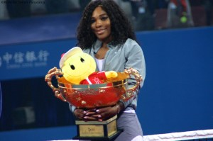 Serena Williams wins China Open