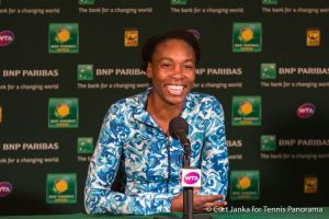Venus Williams bnppo16