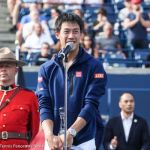 19-Nishikori accepts trophy