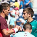 42-Berdych and Coric shake hands