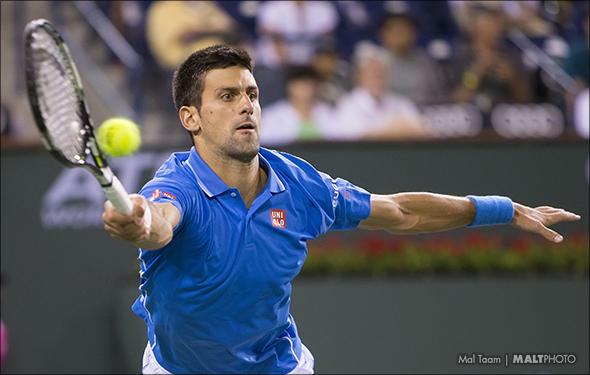 Djokovic IW 15 TR MALT1497