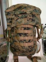 ILBE Assault Pack with lid
